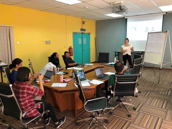 Building the 'Business as Usual' scenario in Kuala Lumpur